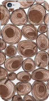 Wood pattern by CClaesonDesign