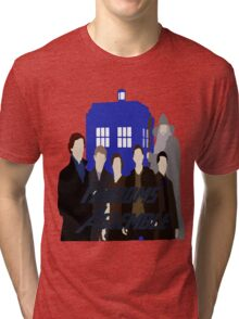Fandoms Assemble Tri-blend T-Shirt