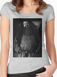 Hagrid Women's Fitted Scoop T-Shirt