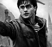 Harry Potter by ABRAHAMSAPI3N
