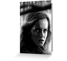 Hermione Granger Greeting Card