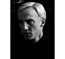 Draco Malfoy Photographic Print