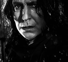 Professor Snape by ABRAHAMSAPI3N