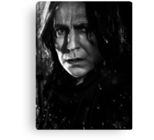 Professor Snape Canvas Print