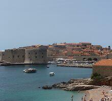 Dubrovnik by Trevor Armstrong