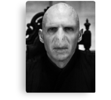 Lord Voldermort Canvas Print