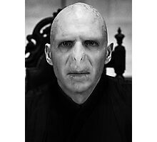 Lord Voldermort Photographic Print