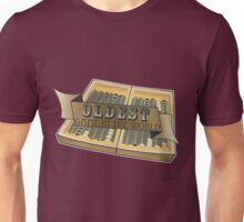 Oldest Game in the Wold - Locke Unisex T-Shirt