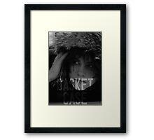 Basket Case - The Breakfast Club Framed Print