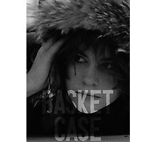 Basket Case - The Breakfast Club Photographic Print