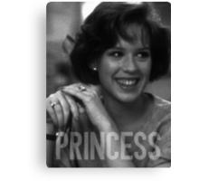 Princess - The Breakfast Club Canvas Print
