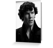 Sherlock 1 Greeting Card