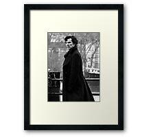 Sherlock 2 Framed Print
