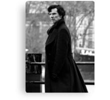 Sherlock 2 Canvas Print