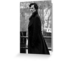Sherlock 2 Greeting Card
