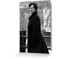 Sherlock 2 Greeting Card