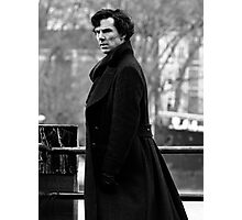 Sherlock 2 Photographic Print