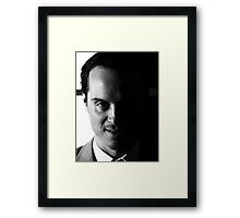 Moriarty 2 Framed Print
