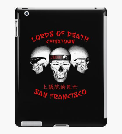 Lords of Death iPad Case/Skin