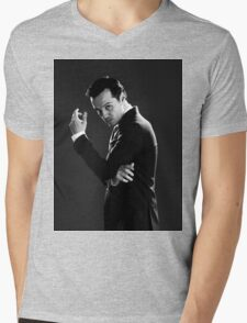 Moriarty 3 Mens V-Neck T-Shirt
