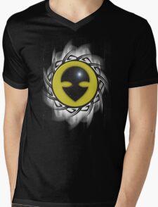 alien tat Mens V-Neck T-Shirt