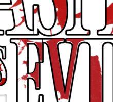Ash Vs Evil Dead2 Sticker