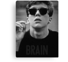 Brain - The Breakfast Club Canvas Print