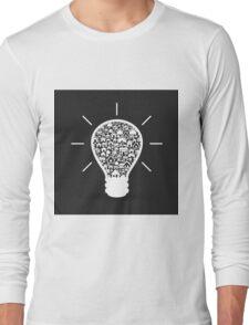 House a bulb Long Sleeve T-Shirt