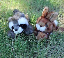 Furry Friends by Vivian Sturdivant