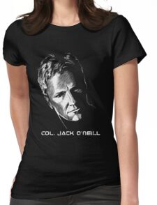 Jack O'Neil Stargate Womens Fitted T-Shirt