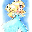 Chibi Rosalina by Pixel-League
