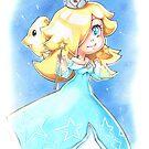 Chibi Rosalina by Pixel-League