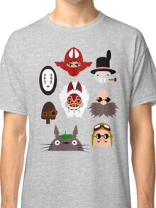 ghibli chraracters ~ 1 Classic T-Shirt