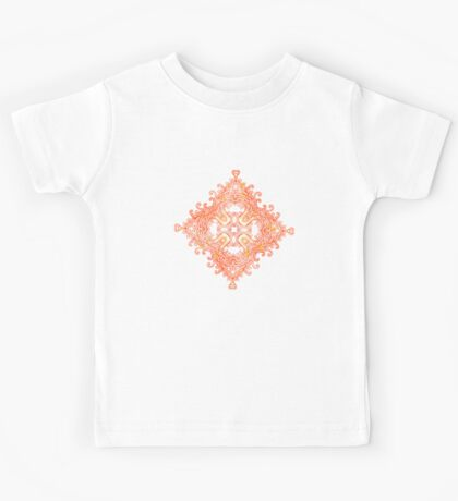 Colours & Abstract Kids Tee