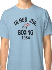 Punch-Out!!! Glass Joe Boxing Classic T-Shirt