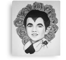 Eddie Roses Munster  Canvas Print