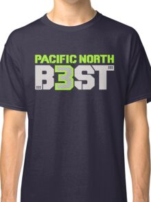 "VICTRS ""Pacific North B3ST"" Classic T-Shirt"