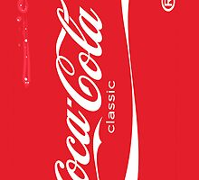 Coca-Cola Classic (Can) by SoDelicious