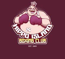 Hippo Island Boxing Club Unisex T-Shirt