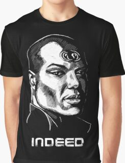 Teal'c Stargate Graphic T-Shirt