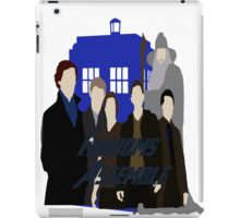 Fandoms Assemble iPad Case/Skin
