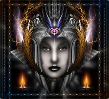 Thinosia Queen Of Armageddon by xzendor7