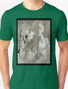 Scooby and Shaggy - The Potheads! T-Shirt