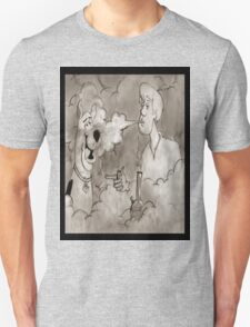 Scooby and Shaggy - The Potheads! Unisex T-Shirt