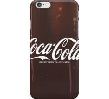 Coca-Cola (Bottle) iPhone Case/Skin