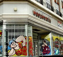 New look for Woolworths by missmoneypenny