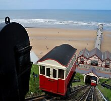 Saltburn-By-The-Sea by Andrew Pounder