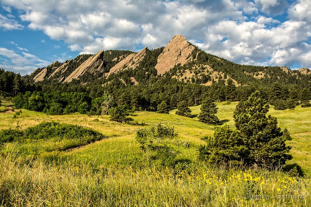Delicious Vanilla Clouds On A Summer Chautauqua Morning by nikongreg