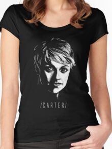 Samantha Carter Stargate Women's Fitted Scoop T-Shirt