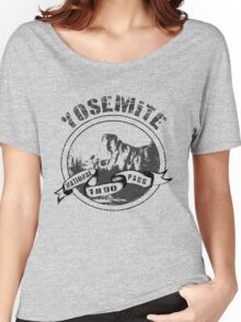 Yosemite National Park Women's Relaxed Fit T-Shirt